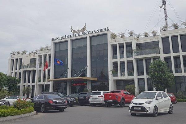 BQL Khu Đô Thị Thanh Hà